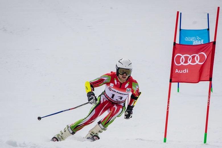 Ricardo Brancal é o terceiro português a competir numa Universíada.