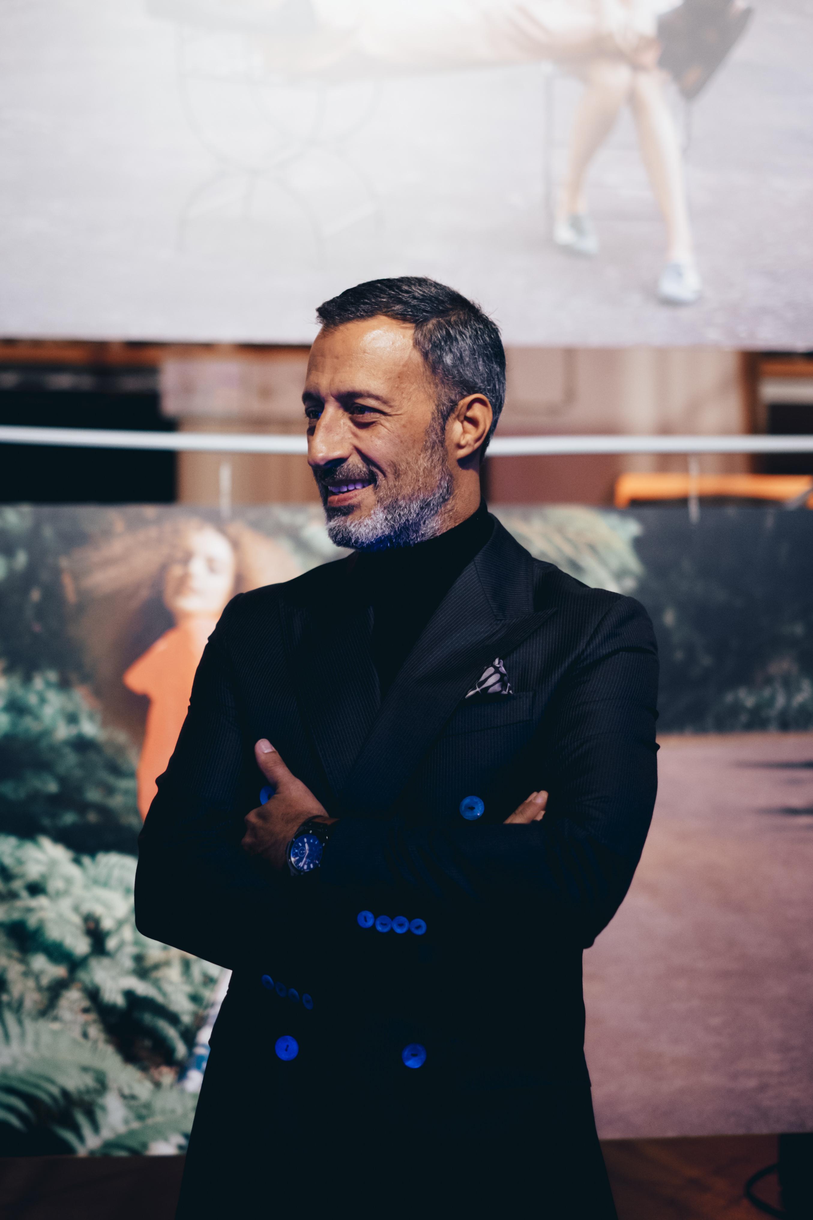 Luís Onofre é presidente da APICCAPS desde 2017.