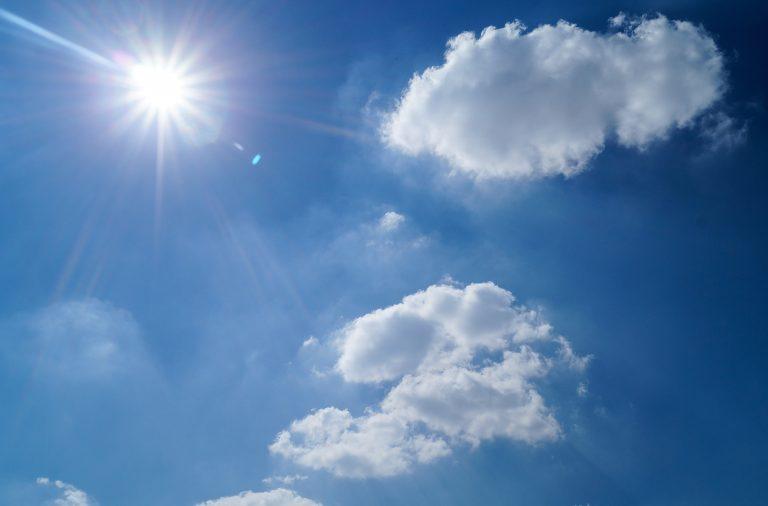 São esperadas temperaturas pouco habituais para esta época do ano.