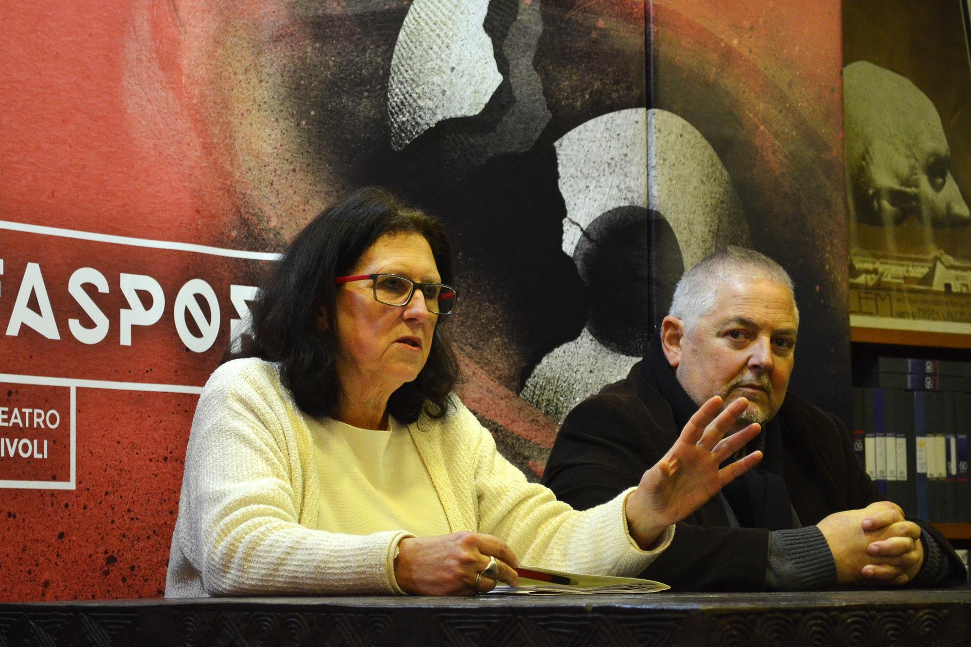 Beatriz Pacheco Pereira e Mário Dorminsky são os responsáveis pela organização do certame.