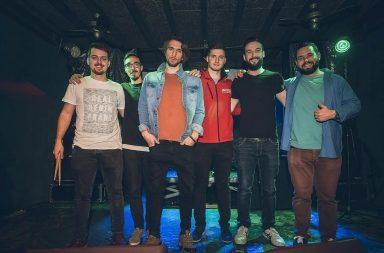 O XVII Concurso de Bandas da Queima das Fitas do Porto 2019 teve como vencedor os 100Aura.