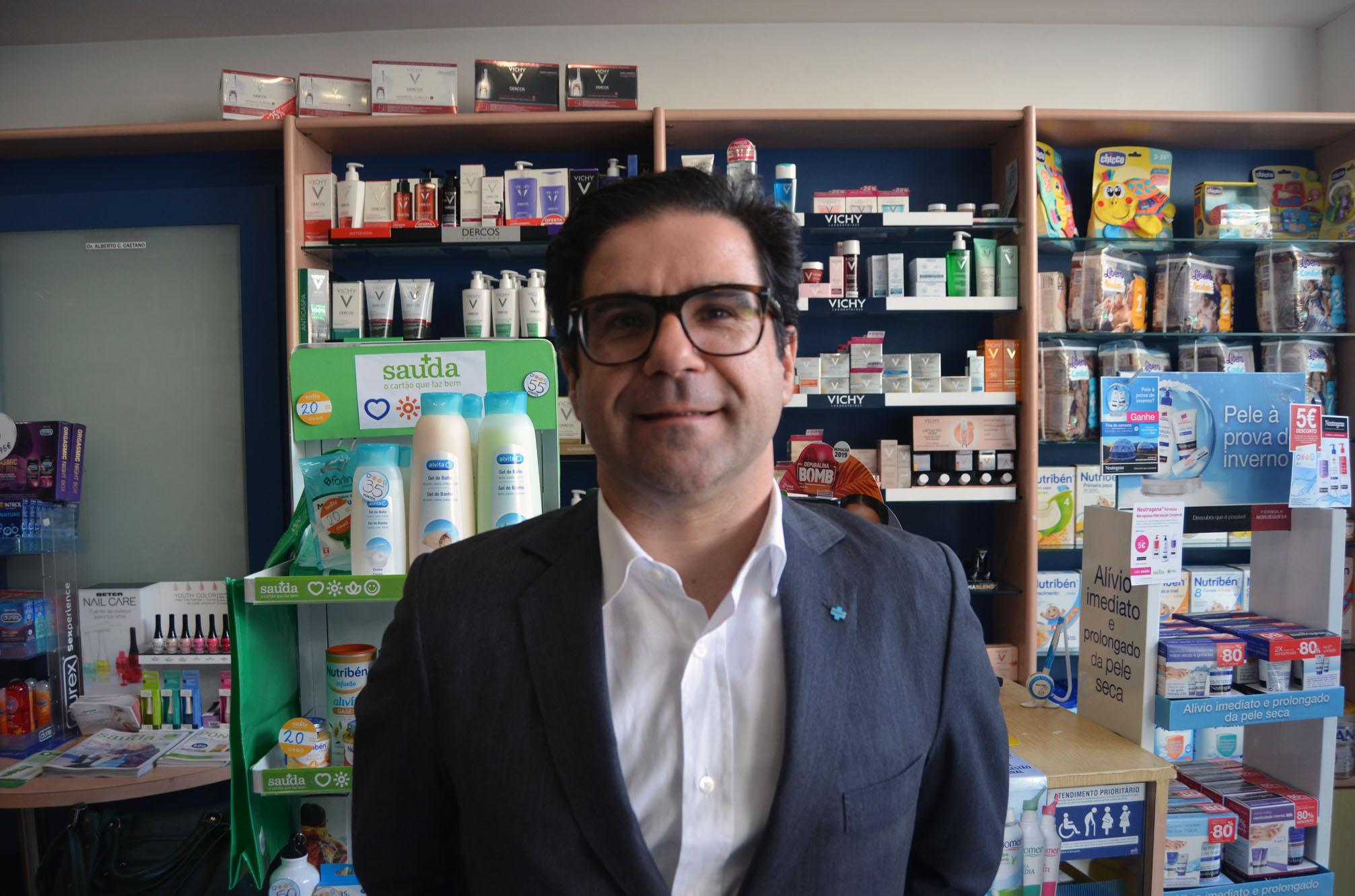 Paulo Cleto Duarte - Presidente da Associação Nacional das Farmácias