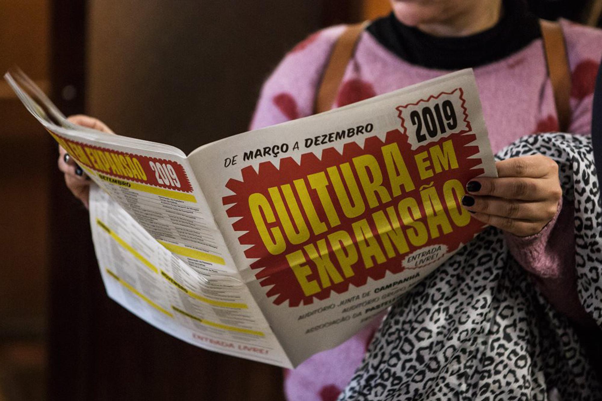 O Cultura em Expansão volta este ano pela sexta vez para chegar aos bairros do Porto.