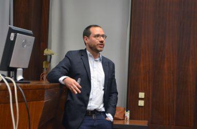 José Chrispiniano falou sobre a importância das tecnologias nas eleições presidenciais brasileiras de 2018.