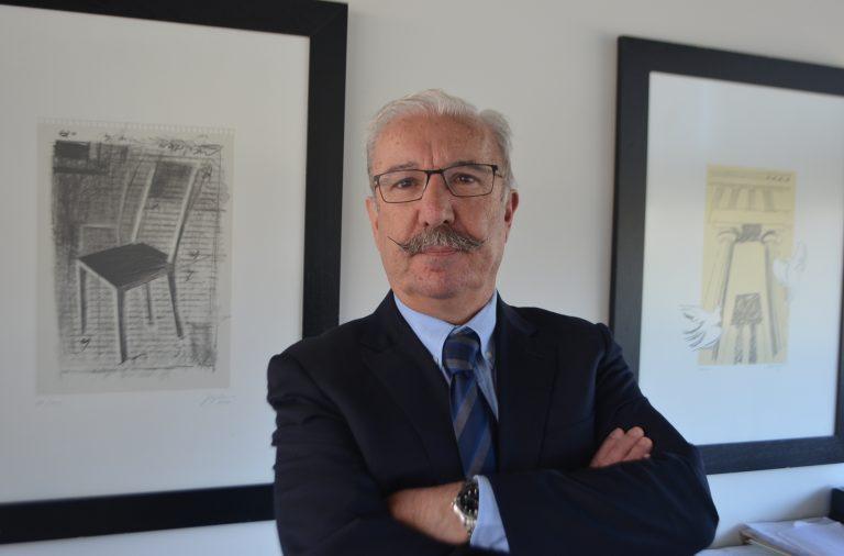 Jorge Condessa, diretor do InstitutoPortuguês de Sangue e Transplantação (IPST).