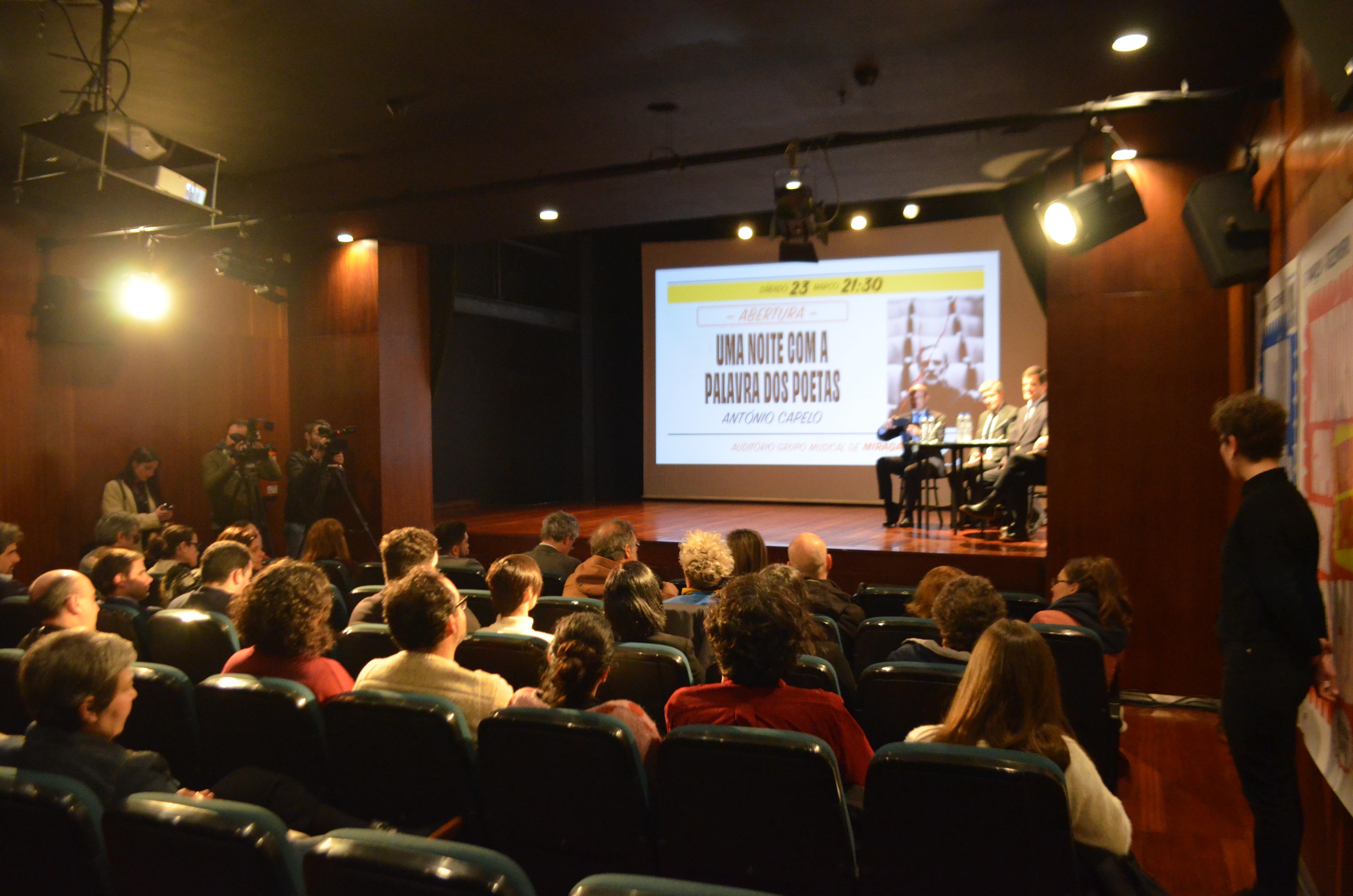 Cultura em Expansão 2019 conta com 64 sessões