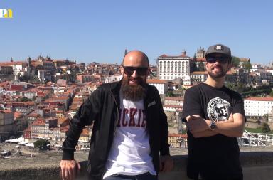 Mundo Segundo e Fuse apresentaram o novo projeto com os Pérola Negra Band.