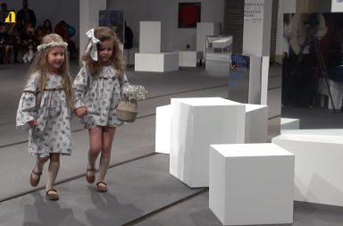 A edição deste ano ficou marcada pela Portugal Kids Fashion Week promovida pela ModaPortugal.
