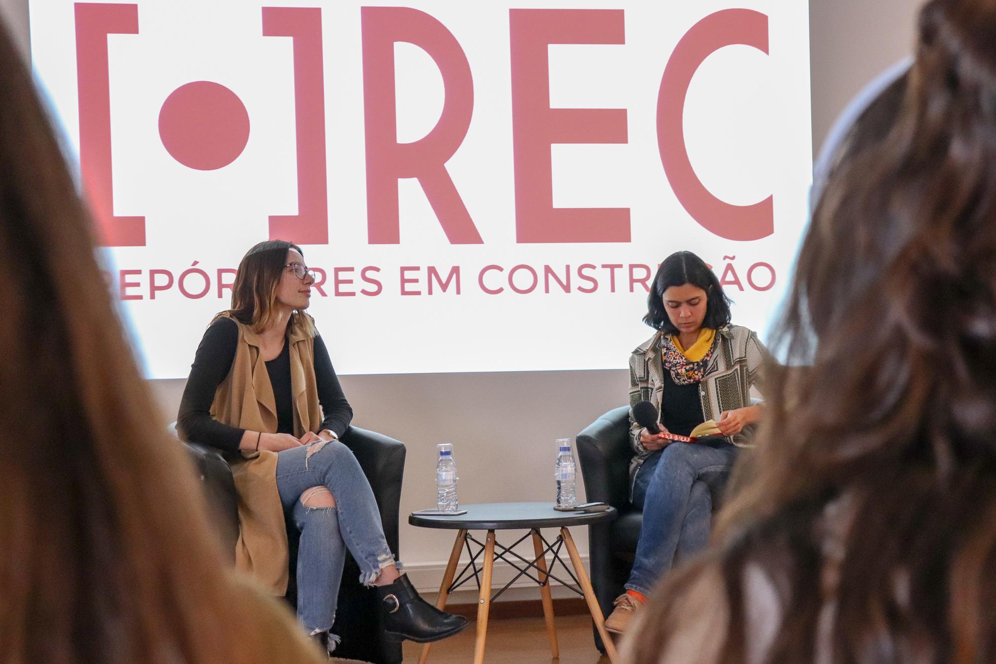 O REC é o projeto de ciberjornalismo académico a funcionar mais recentemente em Portugal.