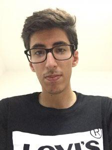 ábio Reis, aluno da Faculdade de Ciências da Universidade do Porto