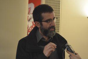 Nuno Tudela, professor da ESMAD, reconhece que o Fantasporto tem influência nas criações dos alunos.
