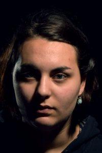 Cláudia Pires, aluna da Faculdade de Letras da Universidade do Porto.
