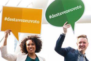 A masterclass veio promover a importância do voto em