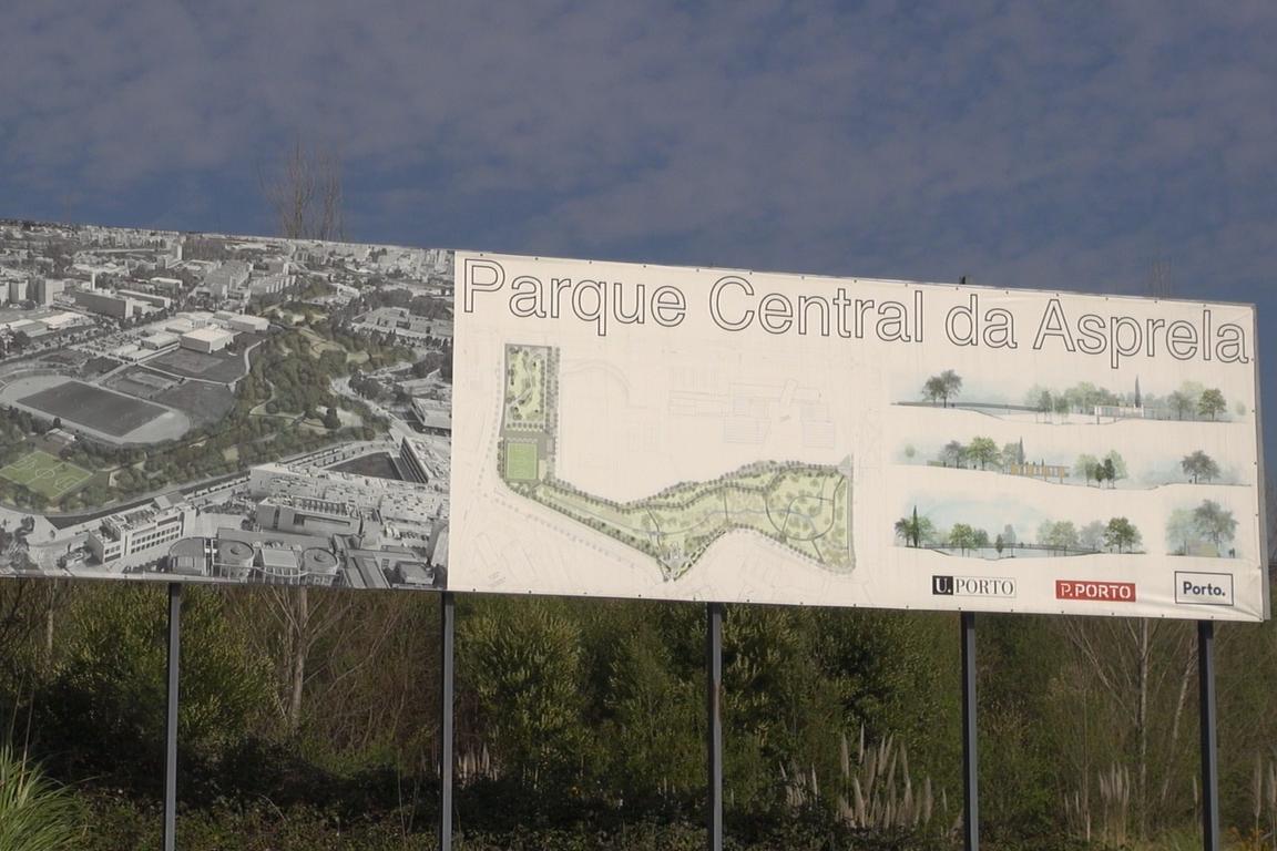 O concurso público para o Parque Central da Asprela foi publicado esta terça-feira em Diário da República.