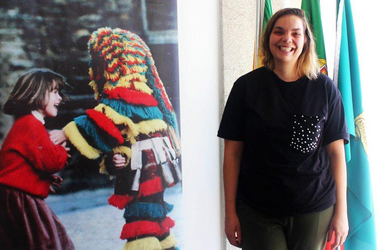 Patrícia Cordeiro coordena a candidatura dos caretos a Património Imaterial da UNESCO.