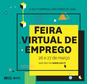 A Federação Académica do Porto (FAP) organiza pela primeira vez a Feira Virtual de Emprego.