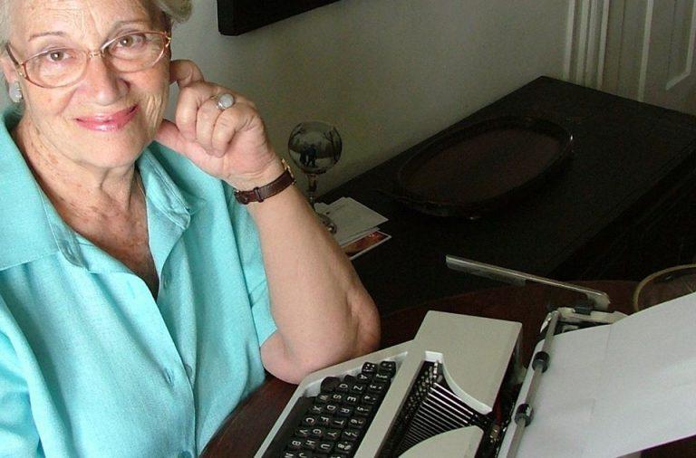 Maria Alberta Menéres, faleceu esta segunda-feira, com 88 anos, em Lisboa.