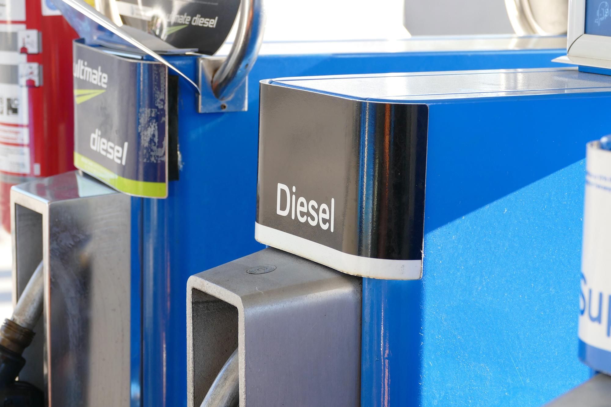 Cerca de 40% dos postos de abastecimento de combustíveis estão parados.