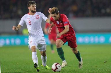 Os jogos da fase final da Liga das Nações realizam-se no Porto e em Guimarães.