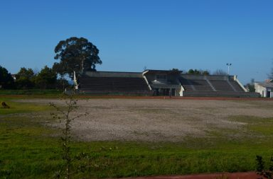 O Estádio Universitário foi inaugurado em 1953. Desde então, as únicas obras foram no pavilhão do recinto, em 2015, com a remodelação da receção e balneários, um novo telhado e um novo piso.