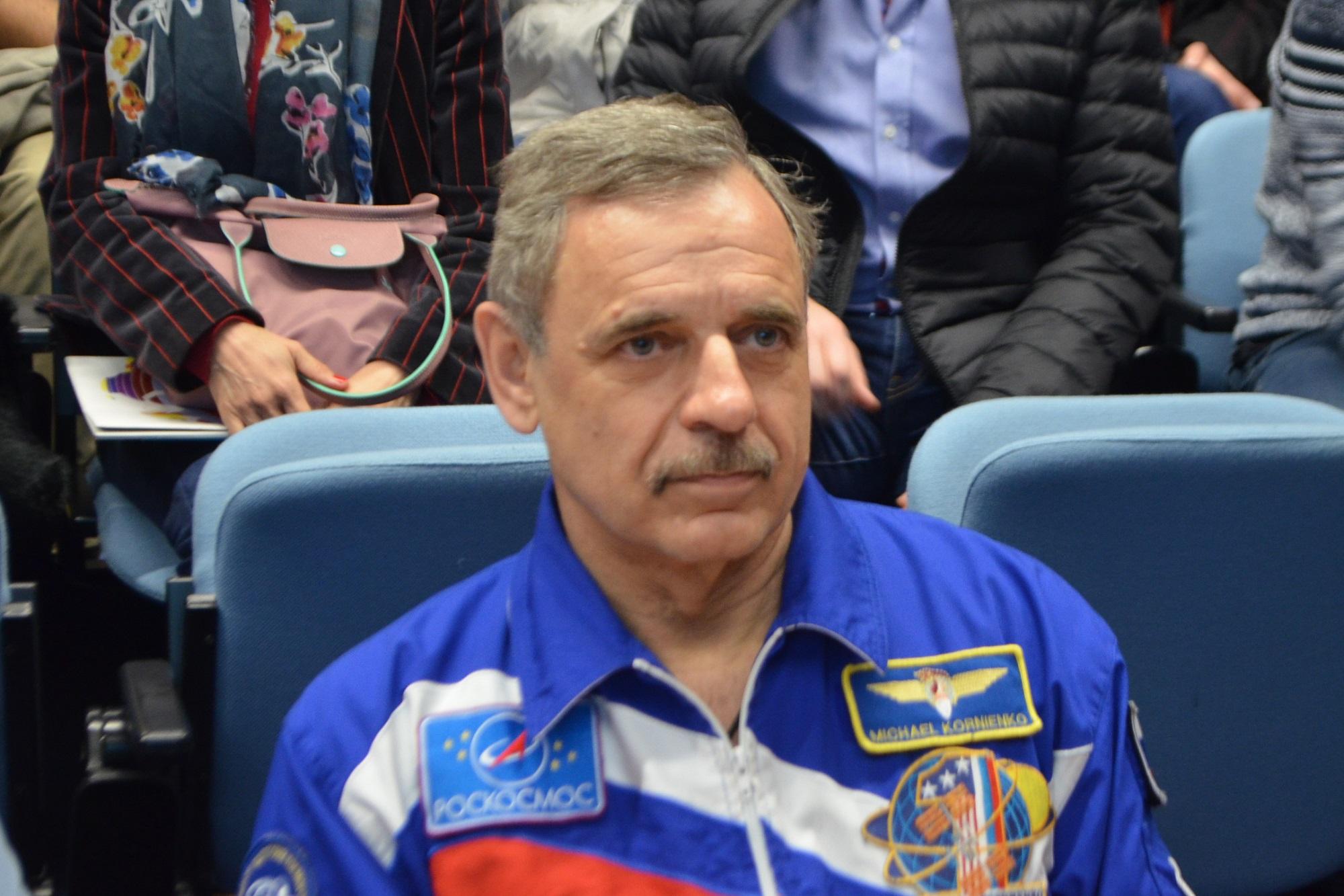 O cosmonauta russo é dos homens que mais tempo passou no espaço: 516 dias, dez horas e um minuto, repartidos por duas missões.