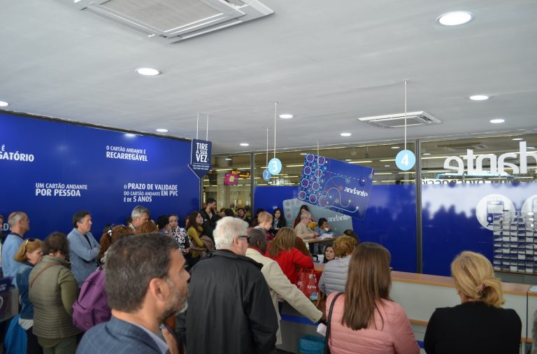 Todos os municípios da Área Metropolitana do Porto ficam agora abrangidos pela rede Andante.