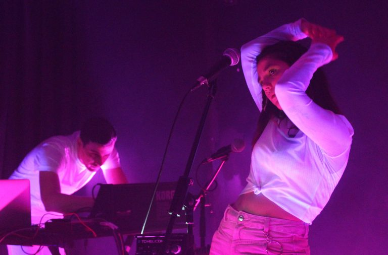 IVY apresentou o novo álbum nos Maus Hábitos.