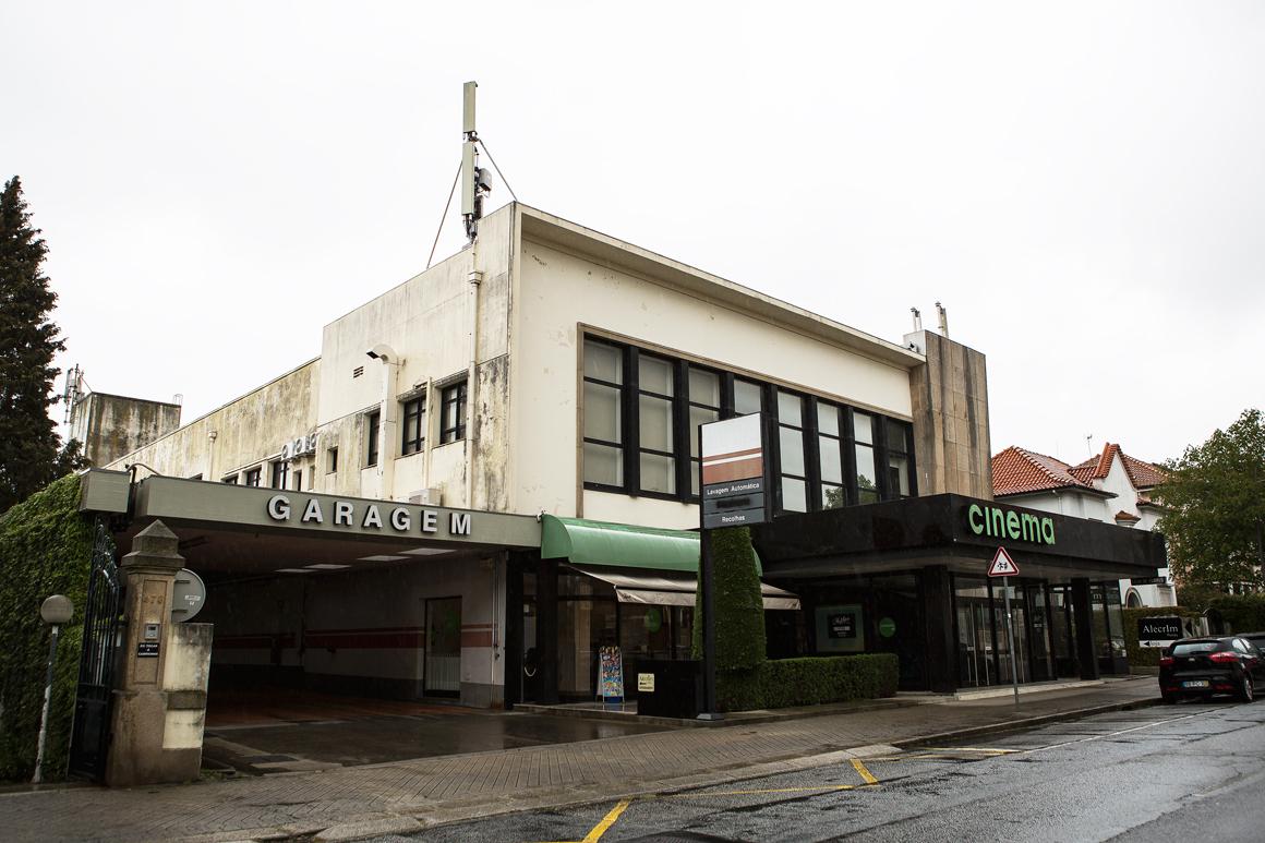 Cinema Nun'Álvares reabre com o nome de Hot Five Jazz&Blues - Uptown