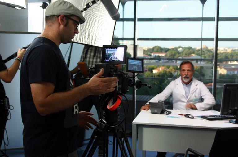 """António Capelo é a personagem principal da série """"2' Minutos para mudar de vida"""", que estreia dia 8 de abril."""