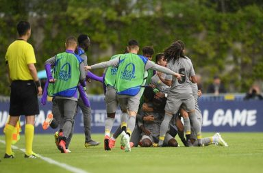 Na meia-final, o conjunto portista derrotou o Hoffenheim por 3-0.