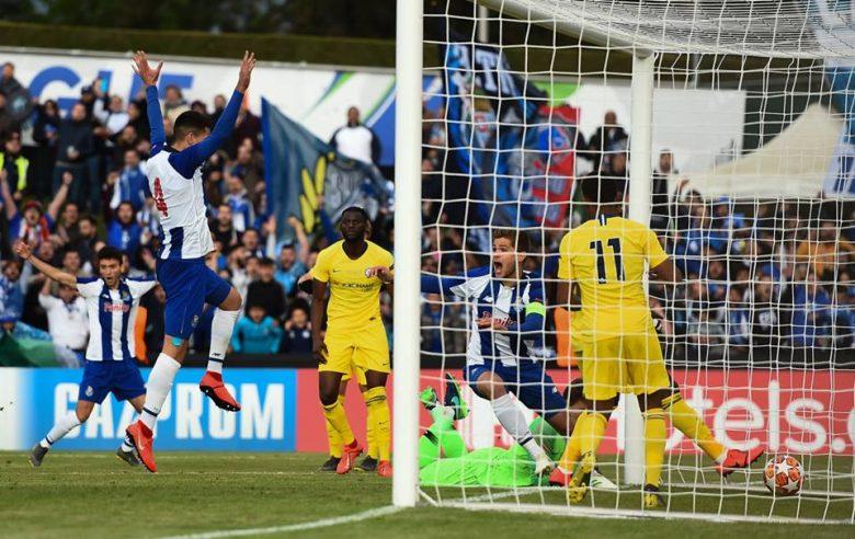 Na final em Nyon, o FC Porto venceu o Chelsea por 3-1.