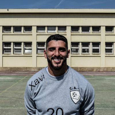 Domingos Xavier, recluso