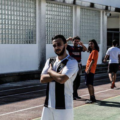 Equipa da Associação de Estudantes da Faculdade de Direito da Universidade do Porto