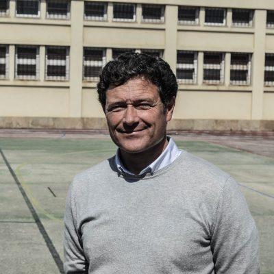 Jorge Teixeira, coordenador das atividades da prisão
