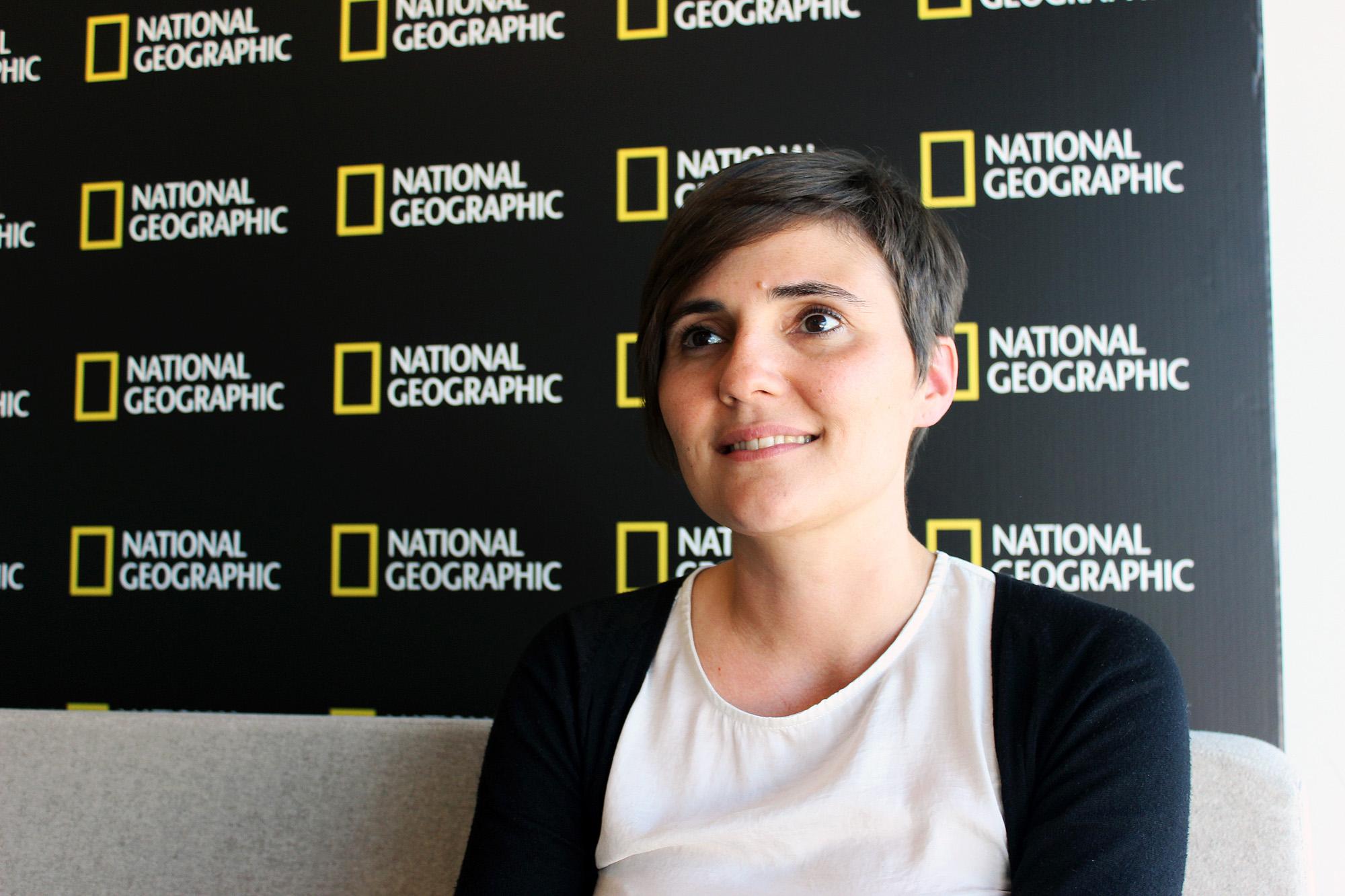 Ana Milhazes é embaixadora do movimento Lixo Zero Portugal.
