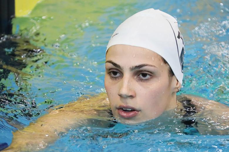 A atleta da UP e da Sanjoanense, Ana Pinho Rodrigues, está entre os convocados.