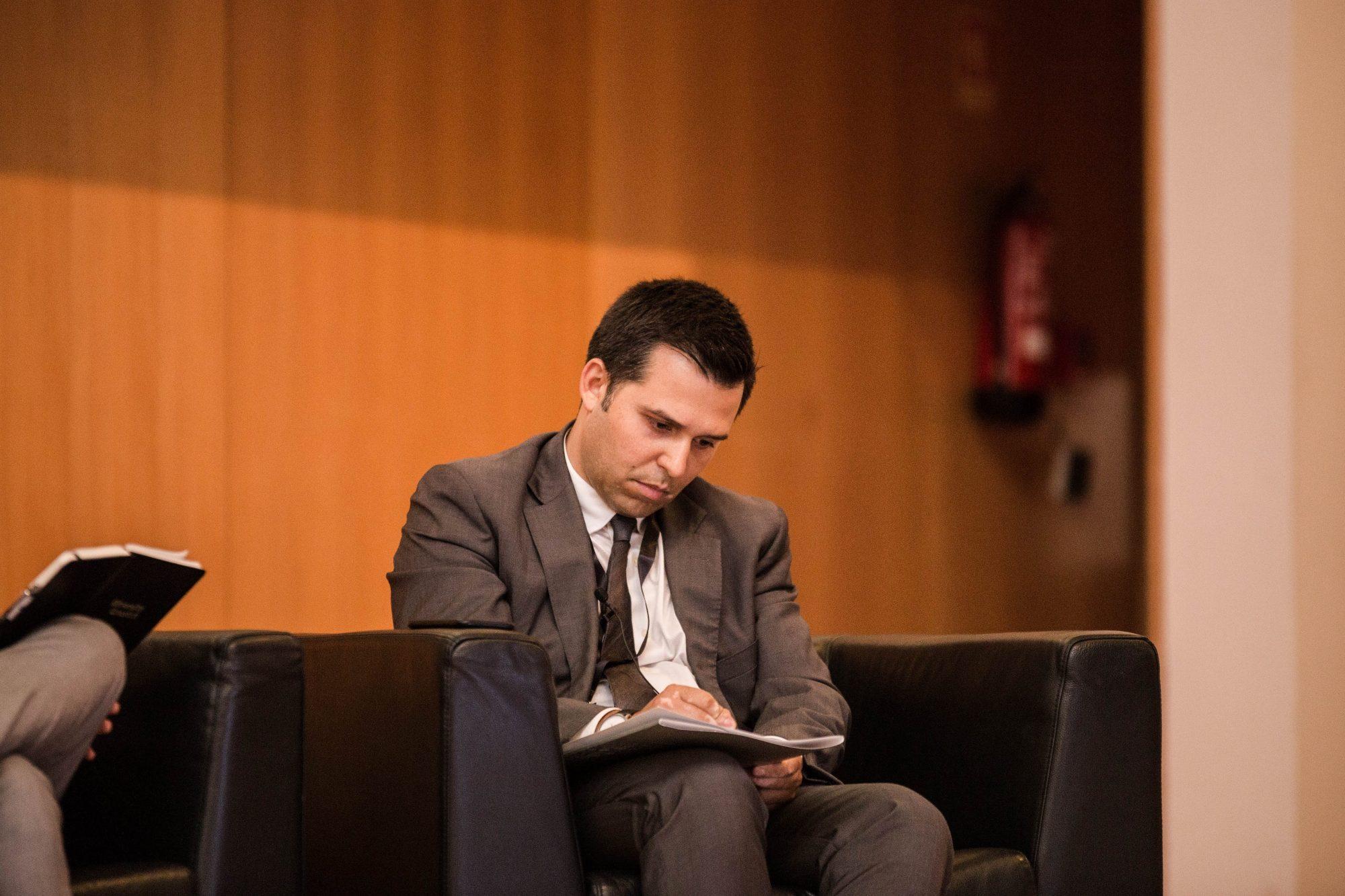 Ivo Costa Santos considera que os estudantes deviam ser mais envolvidos na gestão das instituições.