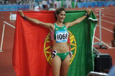 Sara Moreira conquistou três medalhas por Portugal em Universíadas.