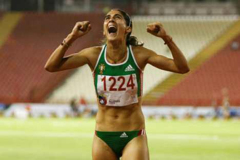 Em Belgrado, Sara Moreira conseguiu o que ainda ninguém tinha conseguido por Portugal: duas medalhas de ouro nas mesmas Universíadas.