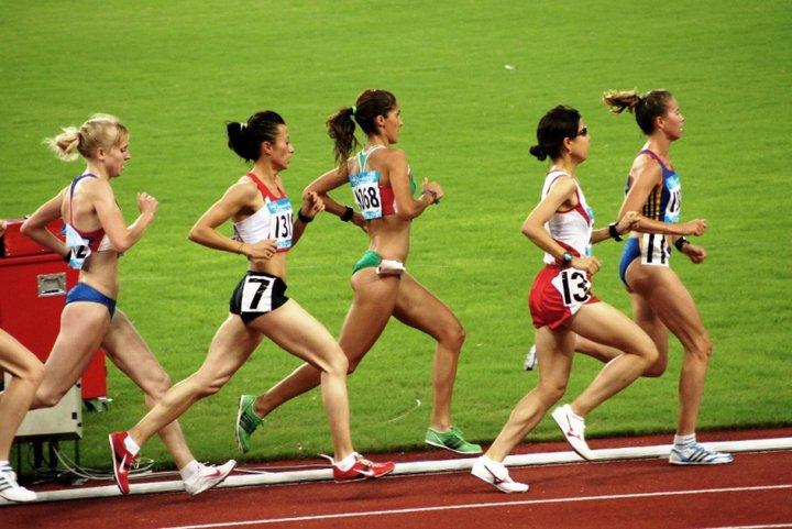 Sara Moreira participou em provas de 3 mil metros obstáculos e 5 mil metros planos em Universíadas.