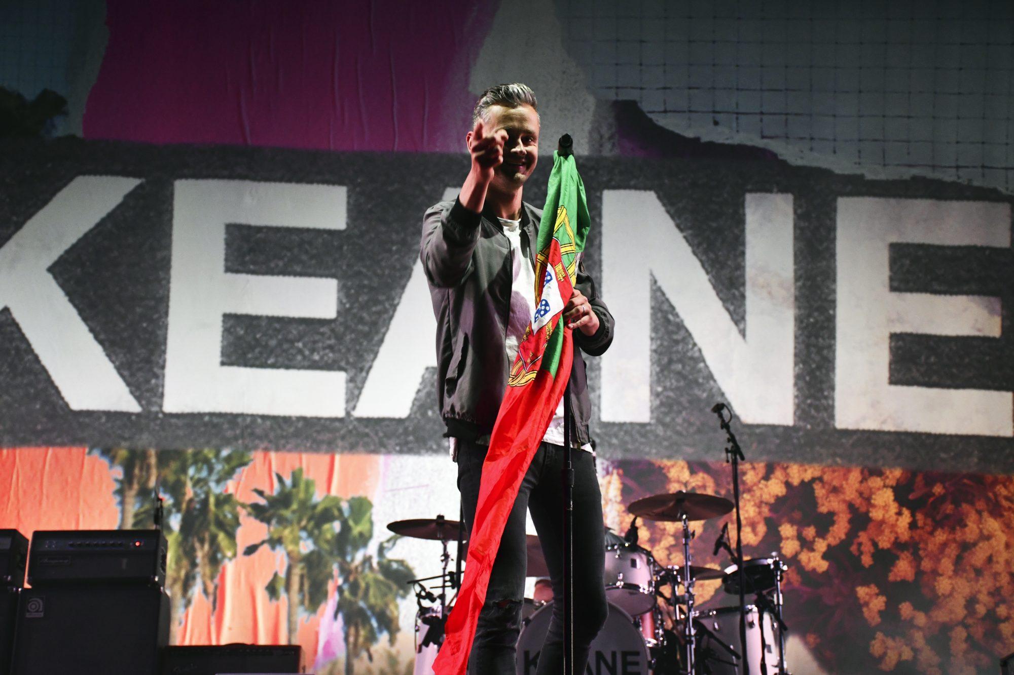 Keane regressaram uma década depois ao Marés.