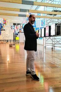 José Bártolo é o curador-geral da Porto Design Biennale.