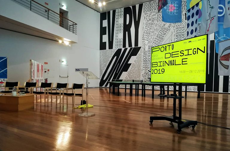 A Porto Design Biennale foi apresentada esta quarta-feira.