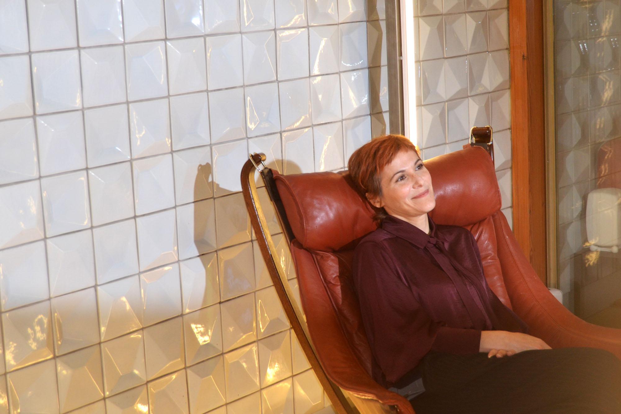 """Katty Xiomara apresentou num hotel do Porto a sua coleção """"After Now""""."""