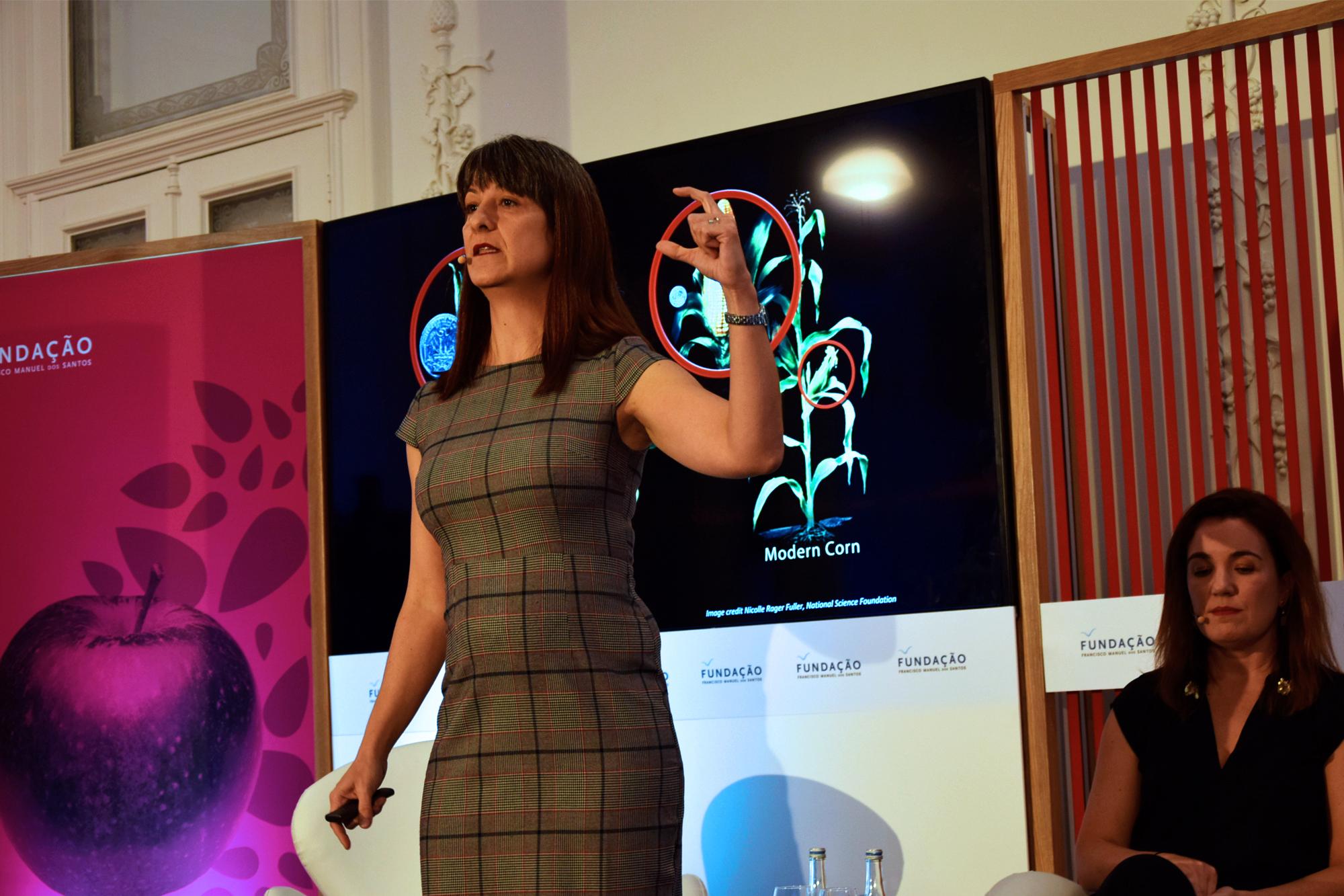 Sónia Negrão é professora na Univresity College Dublin.