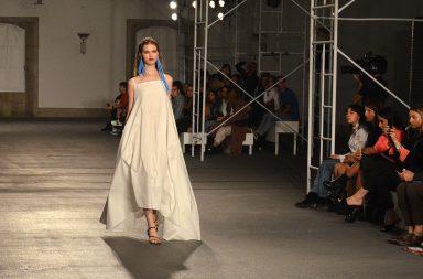 O primeiro dia de Portugal Fashion foi, como sempre, dos jovens criadores.