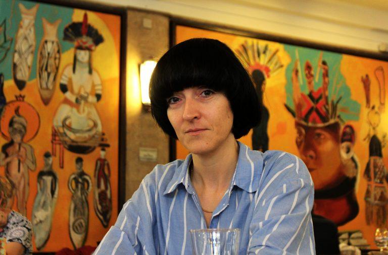 Cláudia Varejão foi a realizadora convidada do Family Film Project deste ano.
