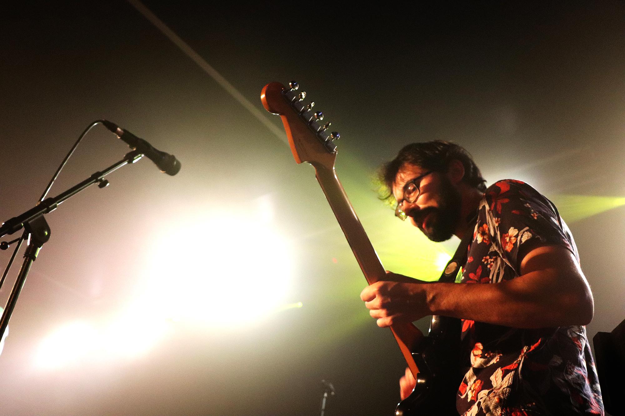 Benjamim trouxe a banda pela primeira vez ao Porto.
