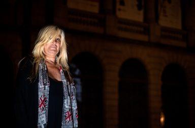 Jessica Lynn esteve no Porto em setembro.