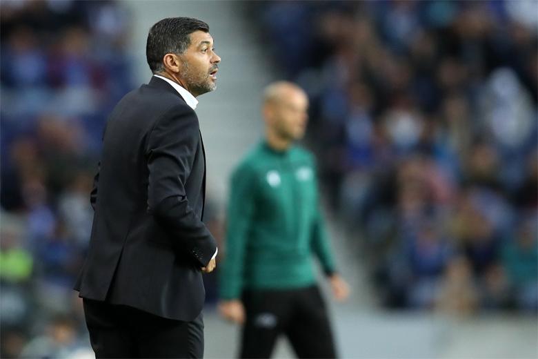 Sérgio Conceição considerou no final que a equipa devia ter feito mais.